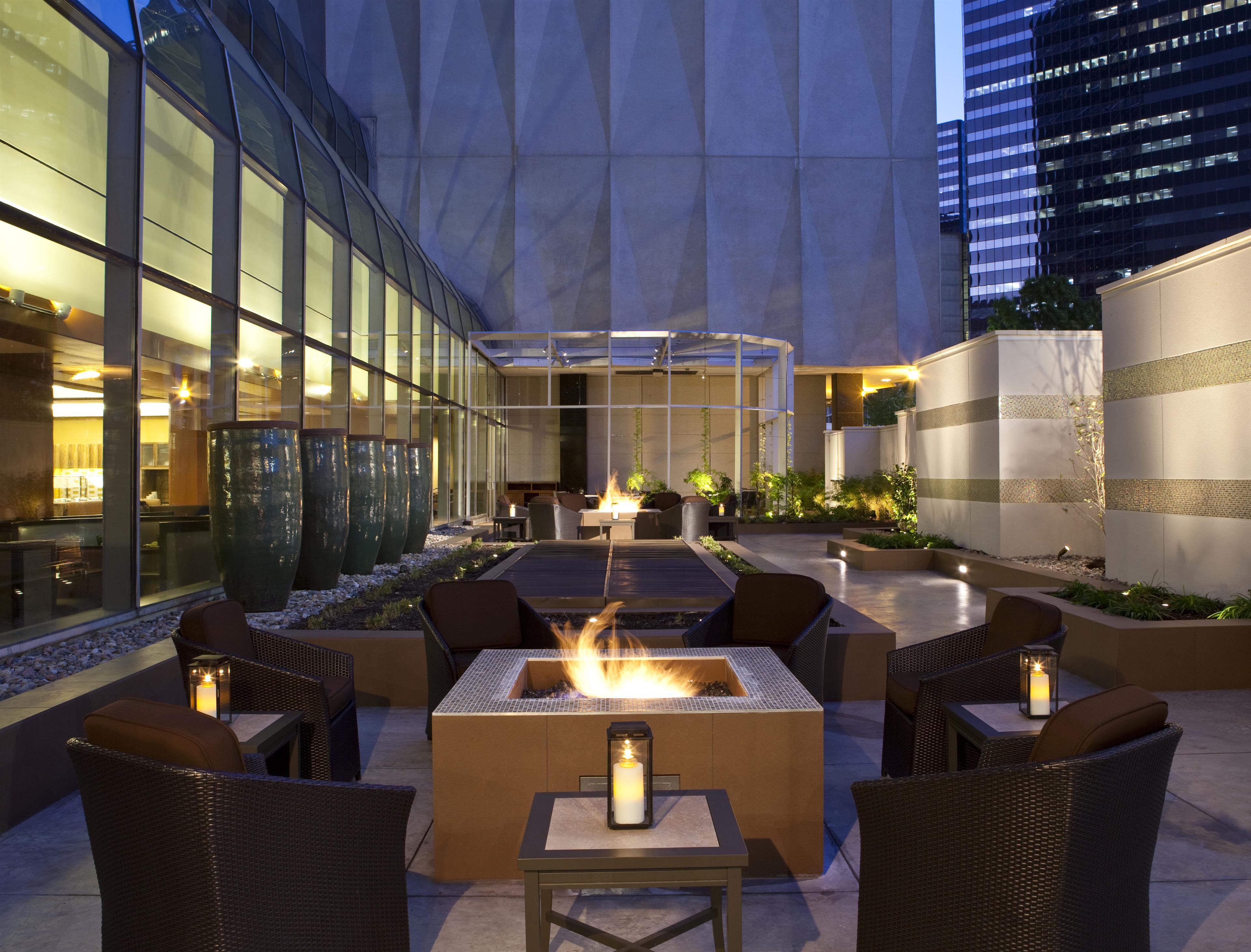 Hotels Near  North Olive Street Dallas