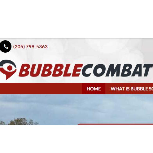Bubble Combat - Tuscaloosa, AL 35404 - (205)799-5363   ShowMeLocal.com