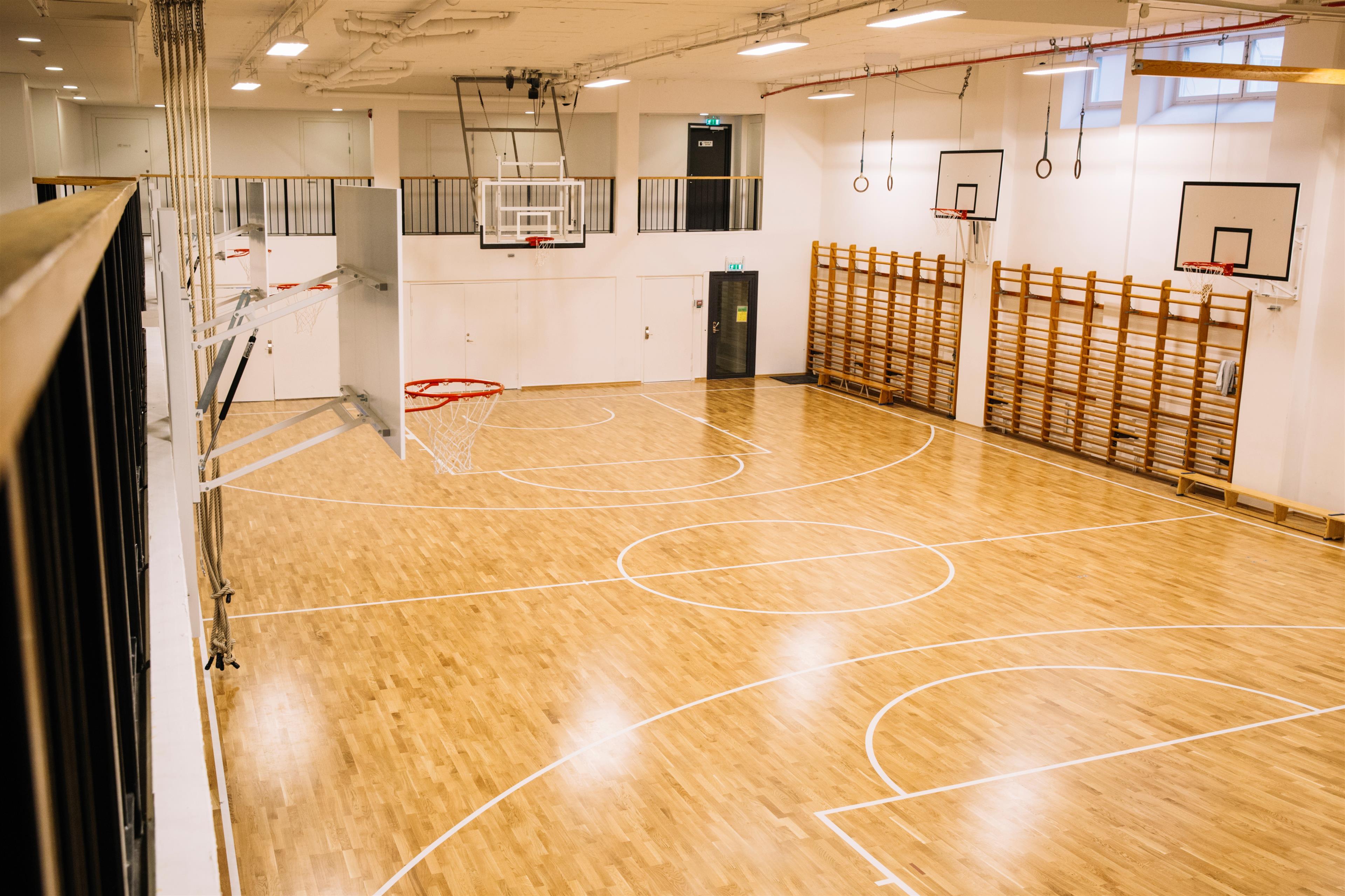 Basket Hall