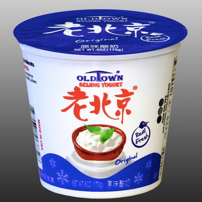 老北京酸奶 Beijing Yogurt