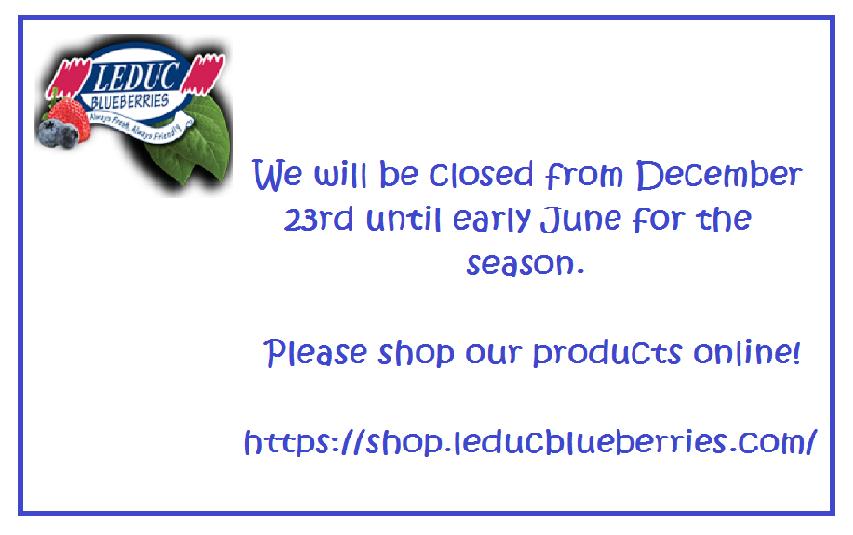 Leduc Blueberries image 7