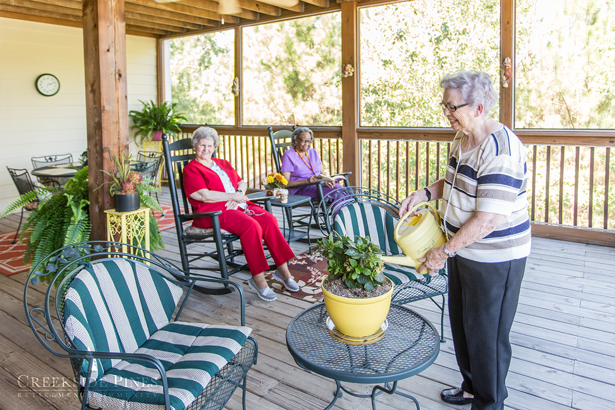 Creekside Pines Retirement Community image 16