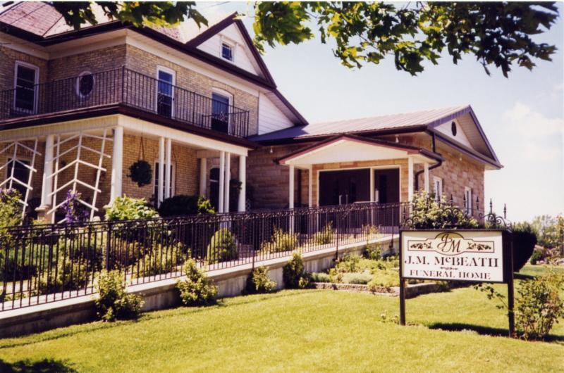 Mcbeath Funeral Home