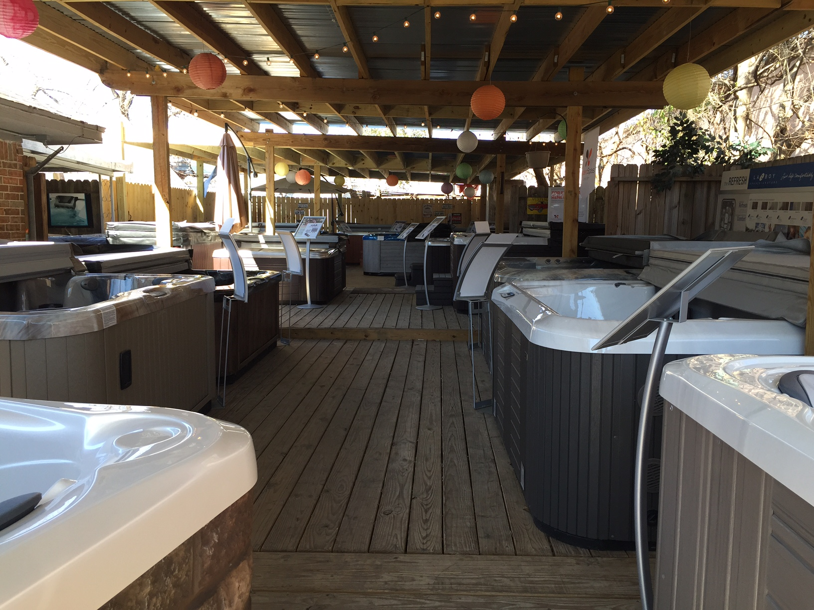 Spa inspectors hot tub sales and pool spa repair for Local spas near me