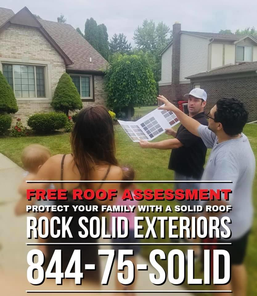 Rock Solid Exteriors - Roofers and Siding Contractors image 16