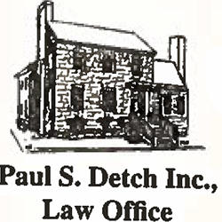 Paul S Detch Inc Law Office