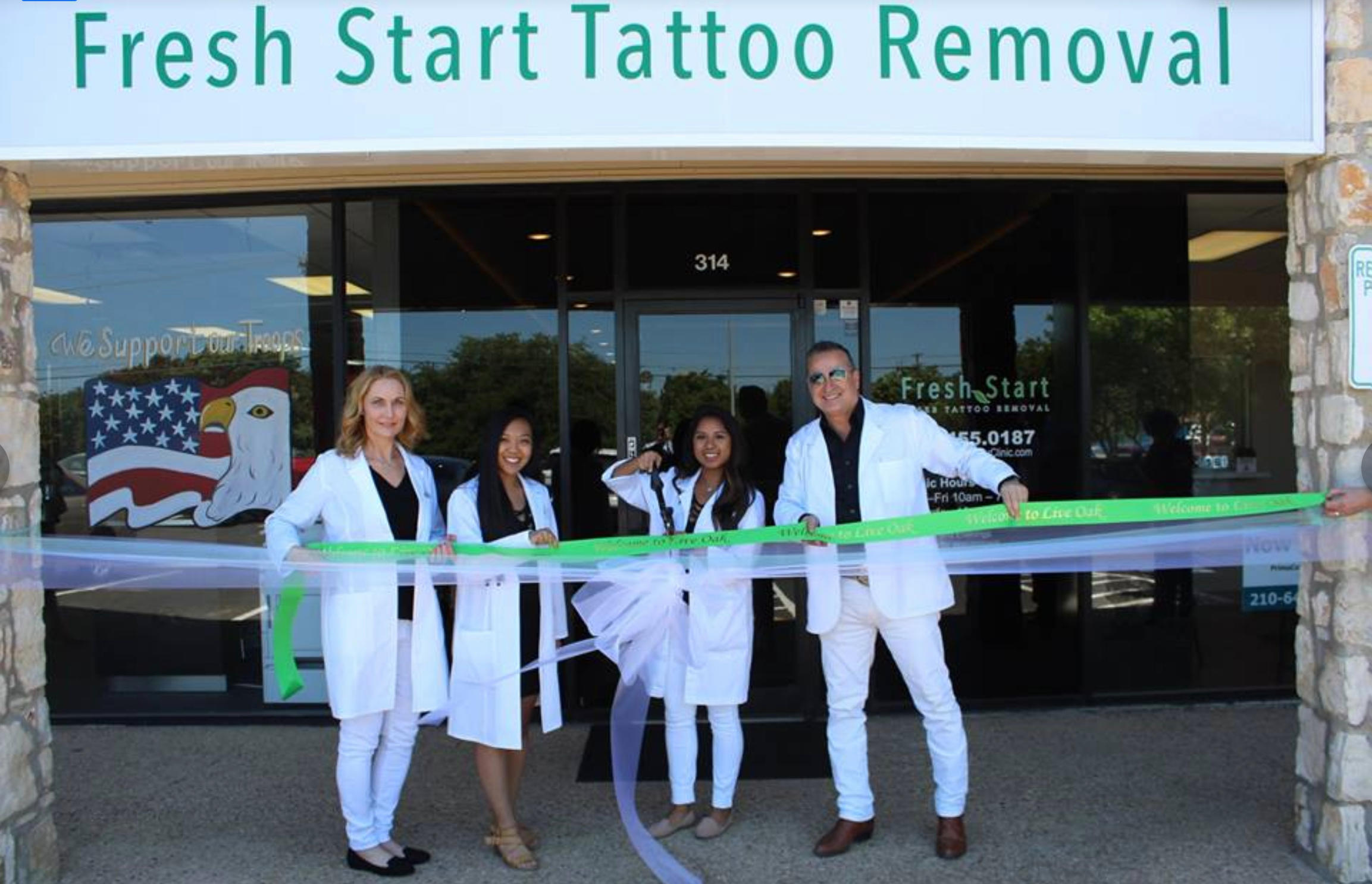 Fresh Start Laser Tattoo Removal Clinic image 3