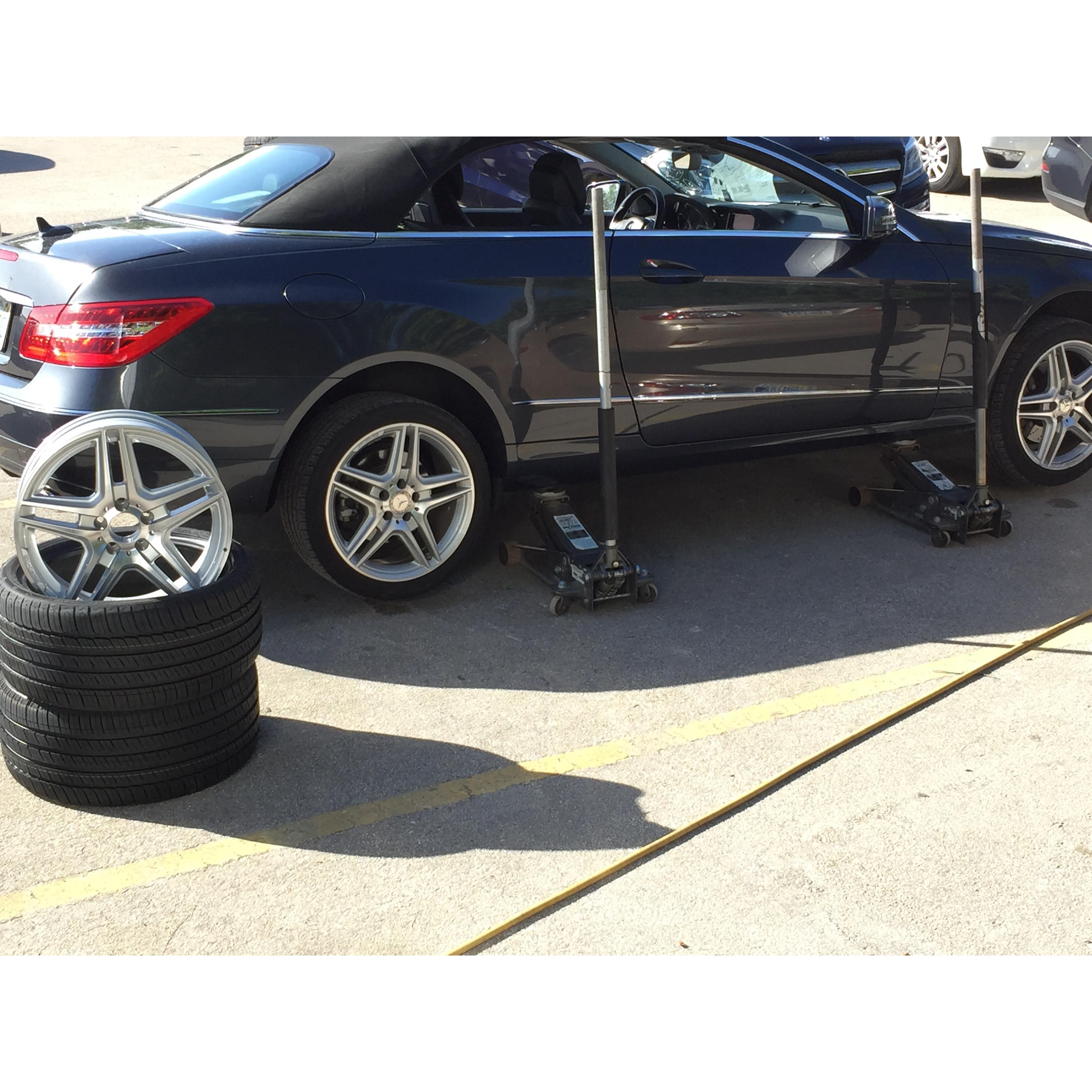 S.O.S Mobile Tire Repair image 9