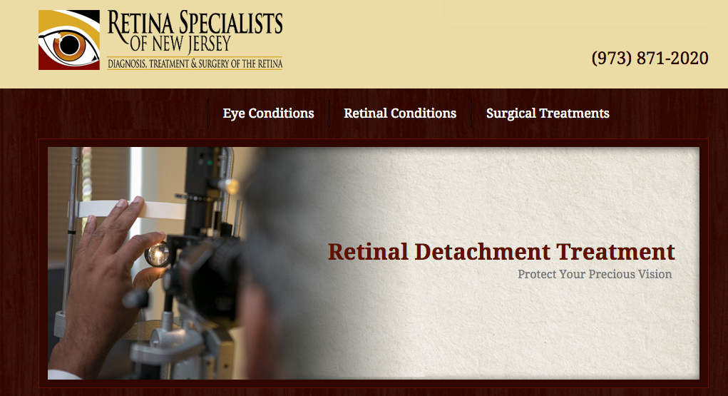 Retina Specialists of New Jersey image 0