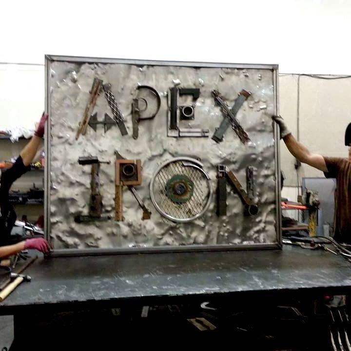 Apex Ironworks, Inc.