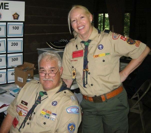 Dr. Wright is a unit commissioner for the Boy Scouts of America/ Crossroads of America