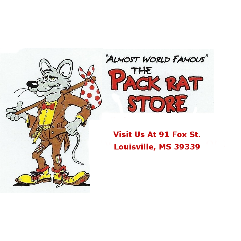 The Pack Rat Store