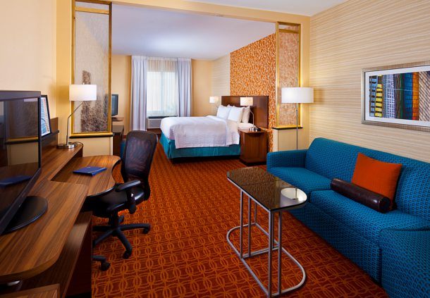 Fairfield Inn & Suites by Marriott Houston Hobby Airport image 4