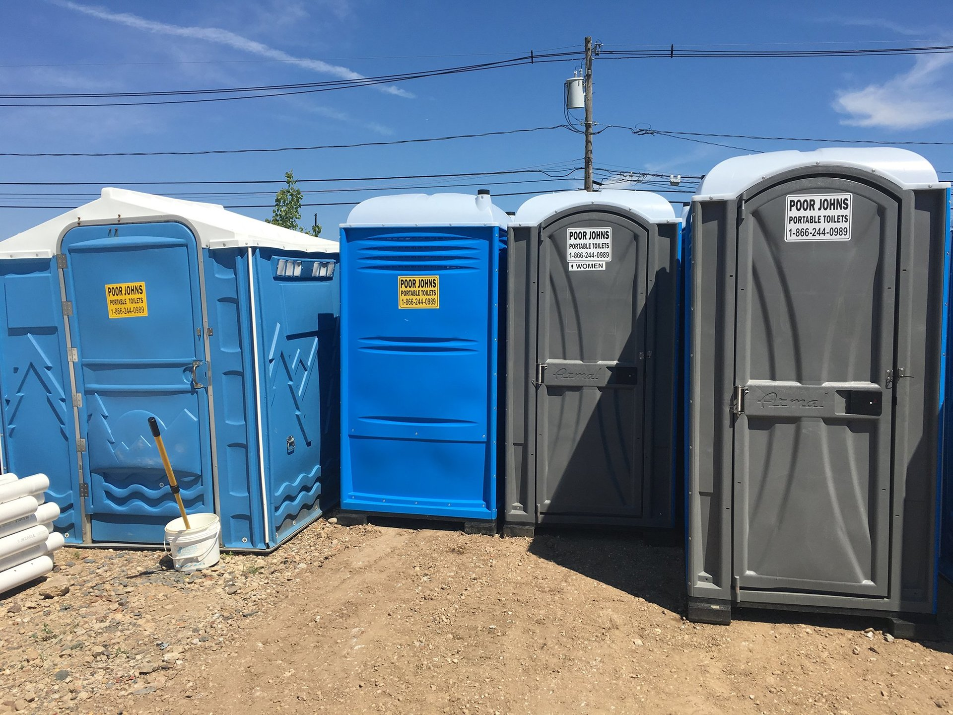 Poor John's Portable Toilets image 9
