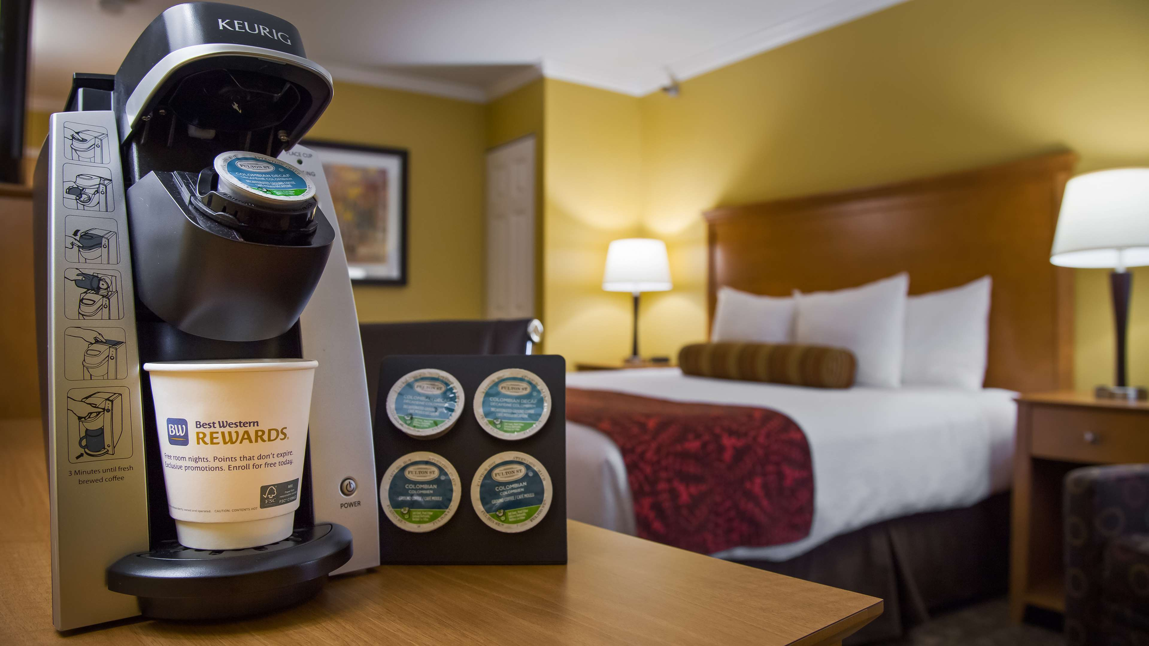 Best Western Plus Windjammer Inn & Conference Center image 30