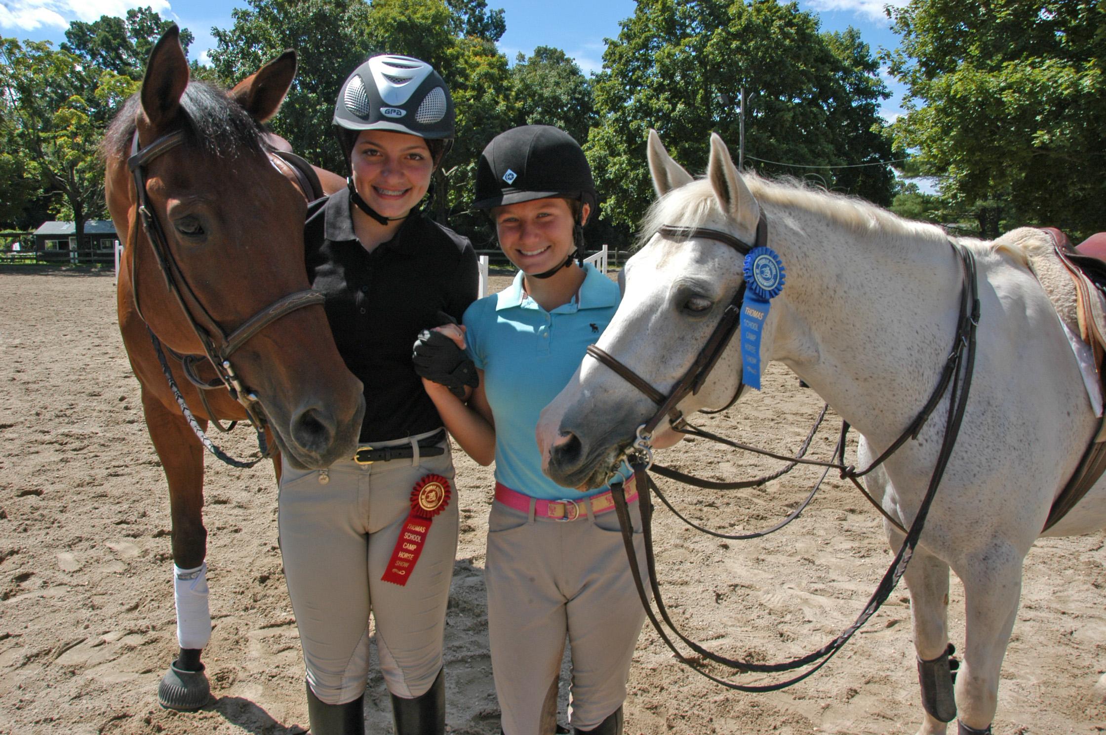Thomas School of Horsemanship Summer Day Camp & Riding School image 7