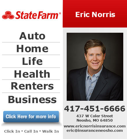 Eric Norris State Farm Insurance Agency image 0
