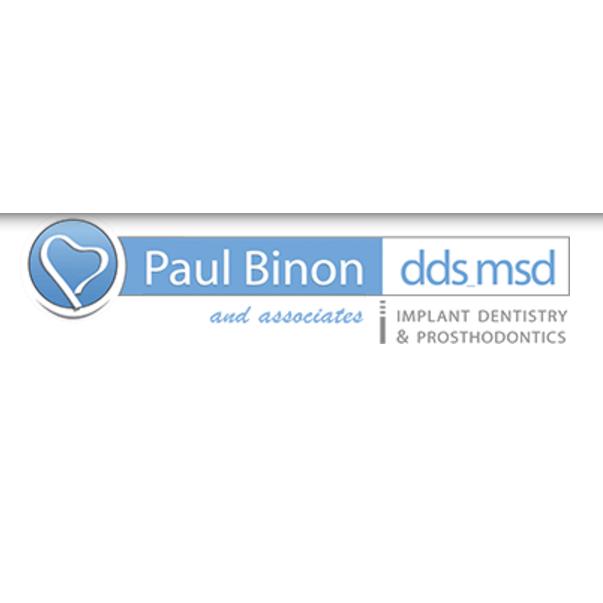 Paul Binon DDS, MSD, FAO and Associates