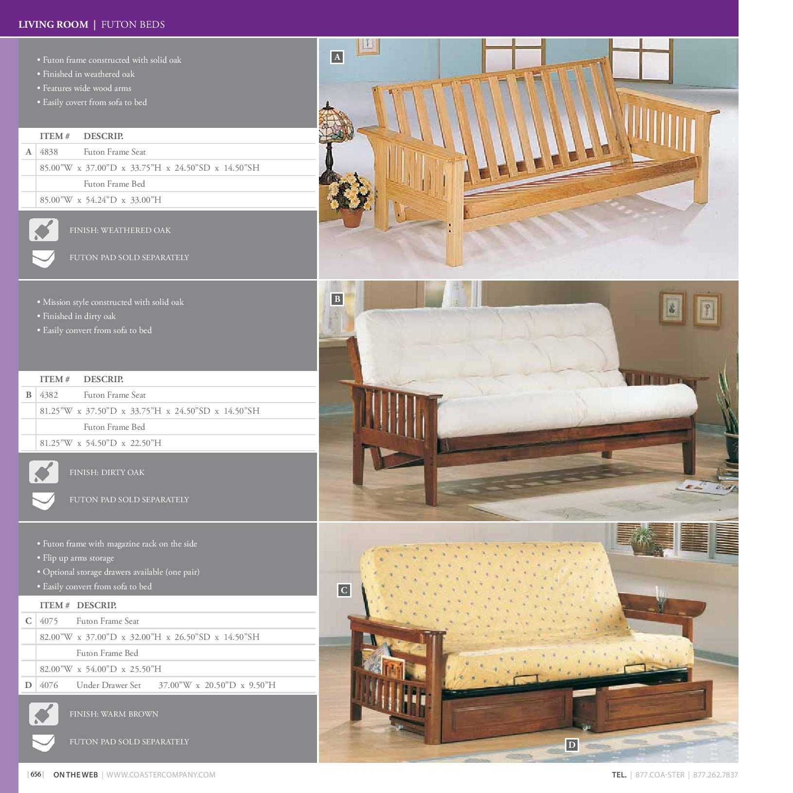 Sears bed frame