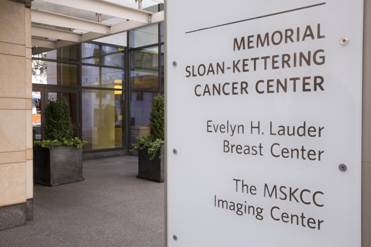 Memorial Sloan Kettering Imaging Center image 0