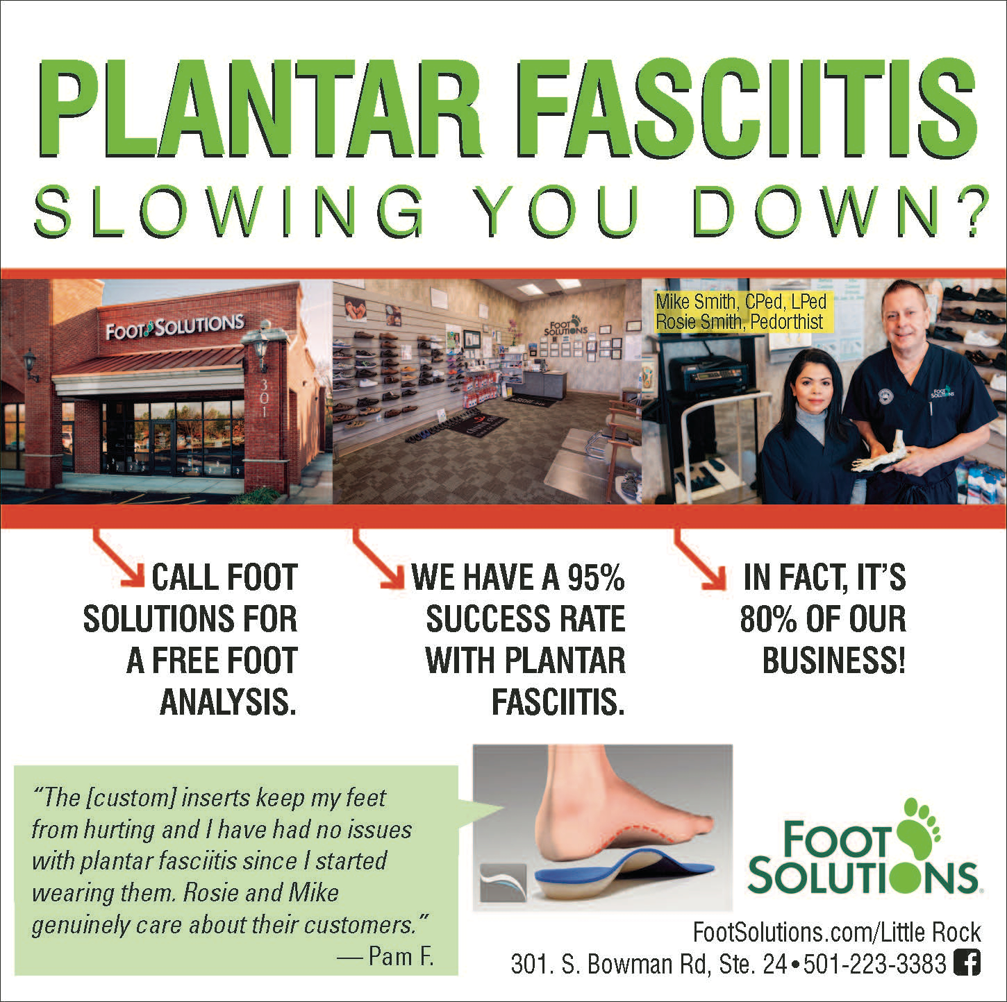 Foot Solutions Little Rock image 0