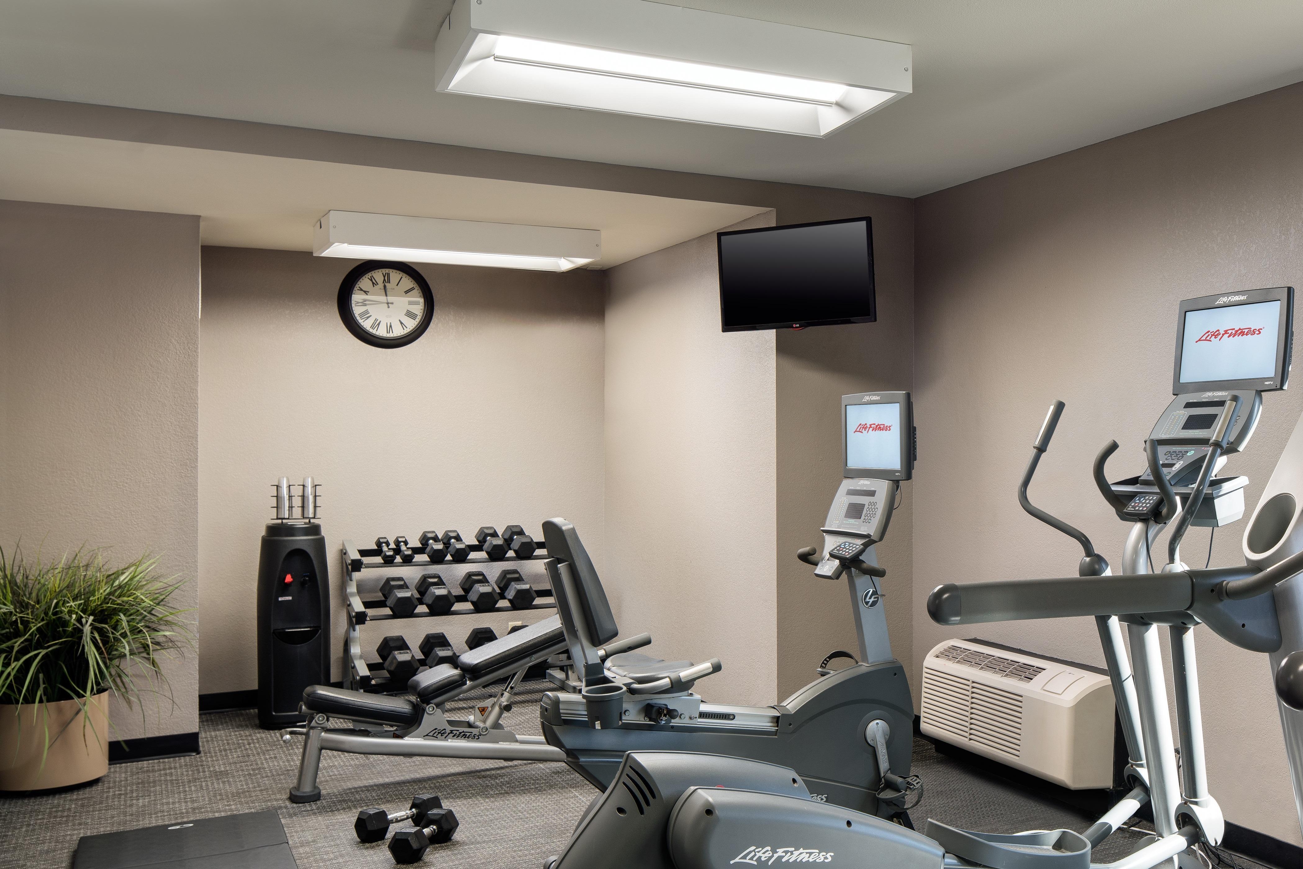 Courtyard Irvine John Wayne Airport/Orange County Fitness Center
