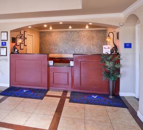 Americas Best Value Inn Lubbock East Lubbock Texas Hotels Motels