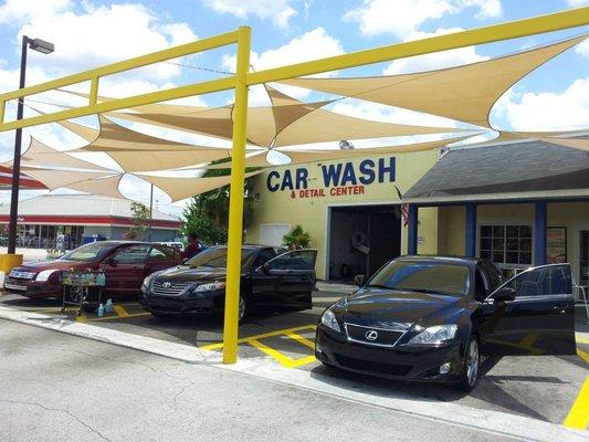 Magic Car Wash Detail Center In Winter Park Fl 32792