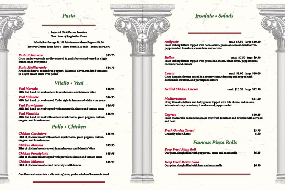 Sergi's Italian Restaurant,  Pizzeria & Banquet Hall image 4