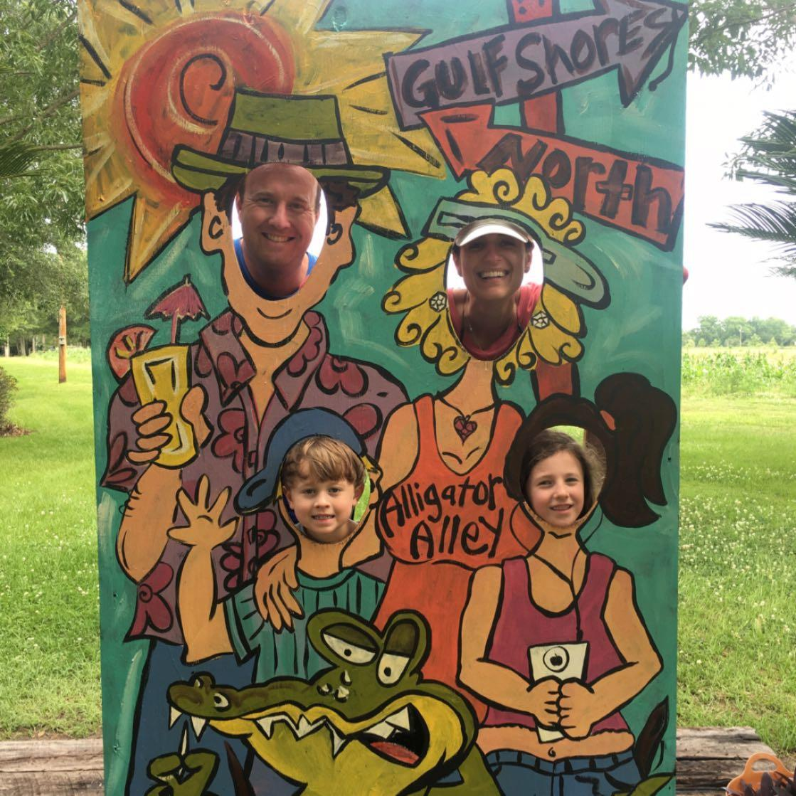 The Wise Family took a trip to Alligator Alley. Wow what an adventure!!!!