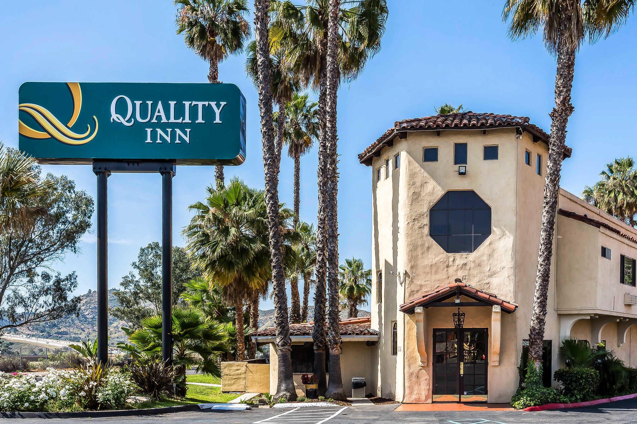 Quality Inn Fallbrook I-15 image 1