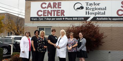 Taylor Regional Hospital Walk-In Clinic image 1