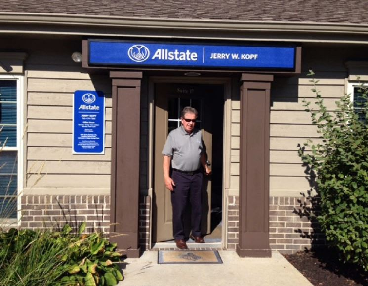 Jerry W. Kopf: Allstate Insurance image 0