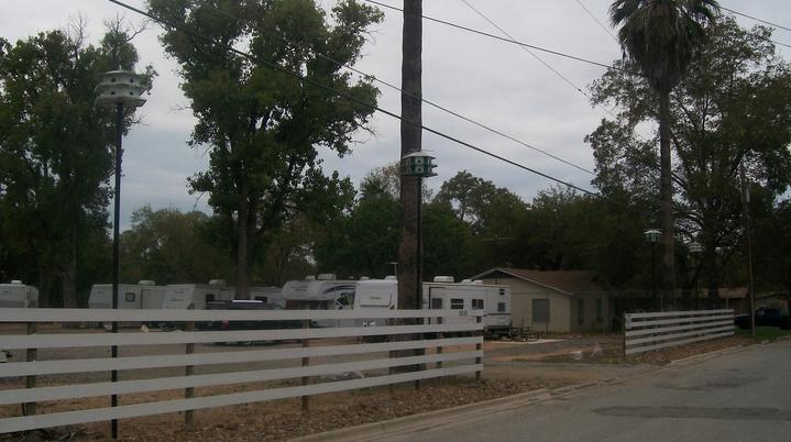 Martin Home RV Park 1511 Martin Street Pleasanton TX