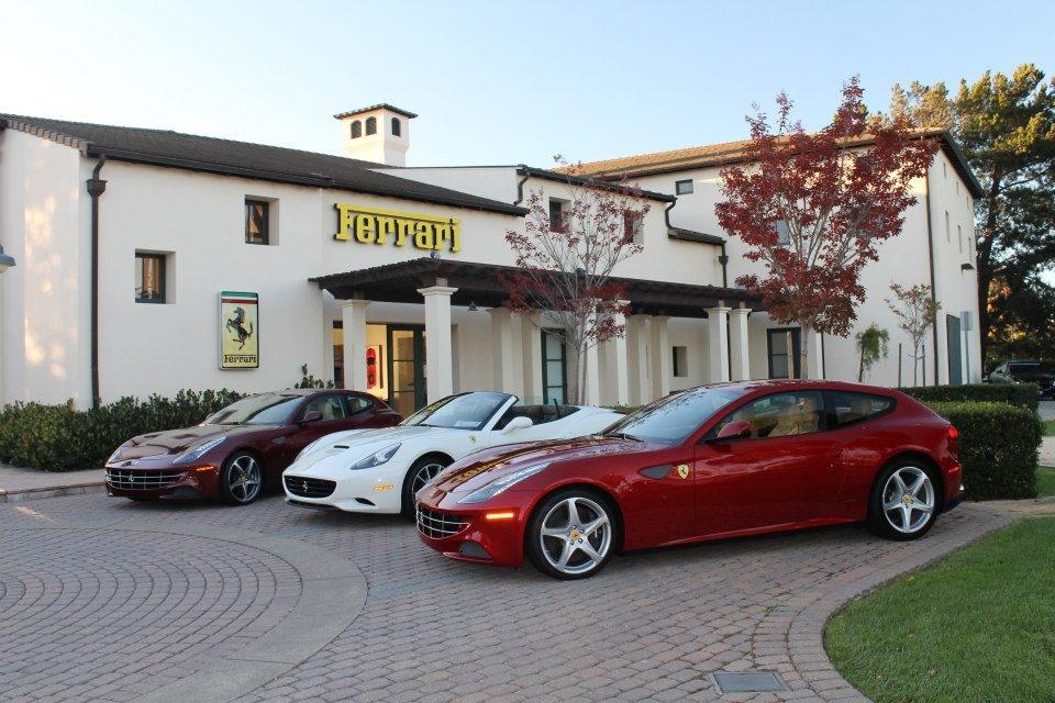 Ferrari of San Francisco image 0