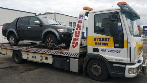 A1 Recovery Dysart Motors In Portlaoise Garages