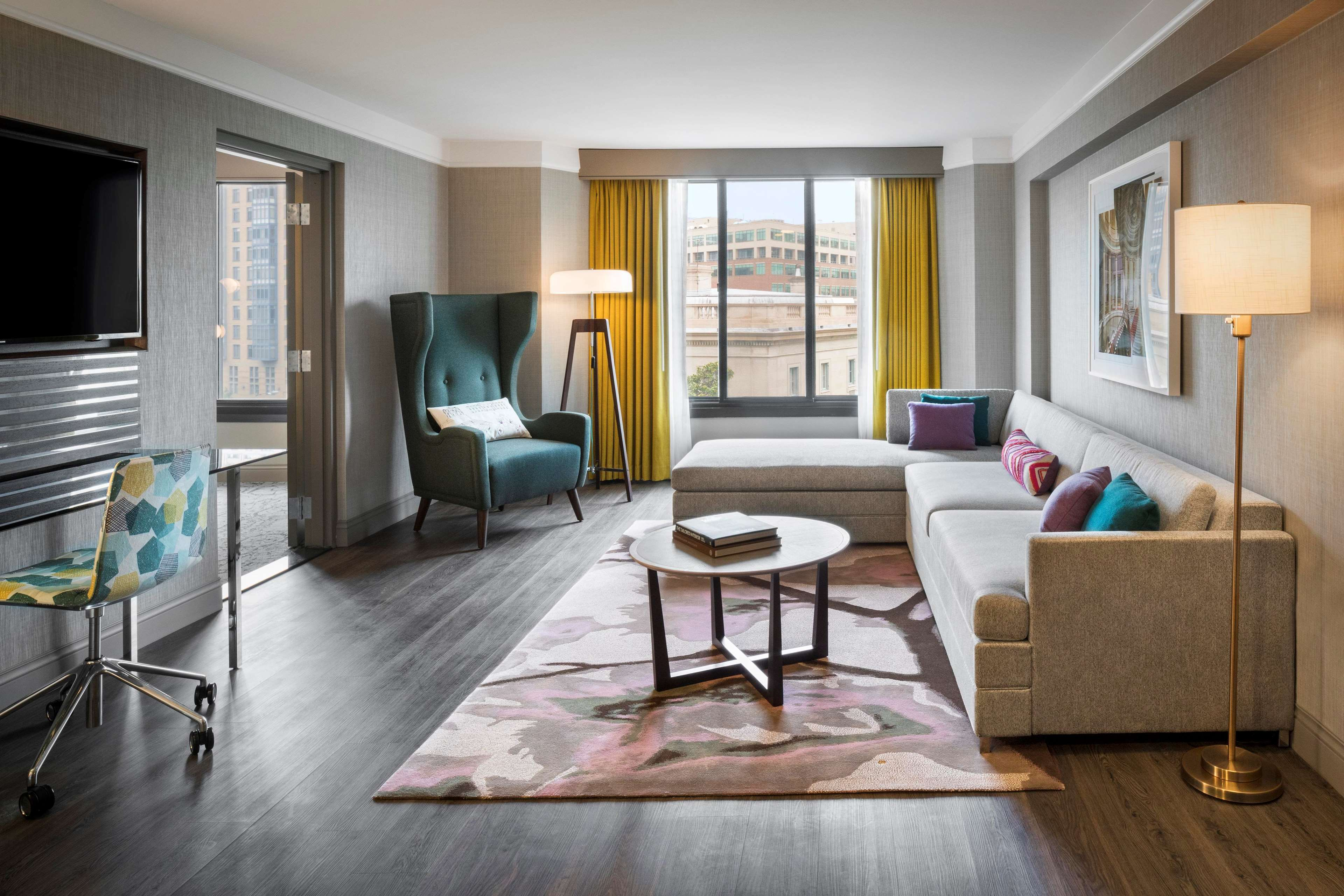 The Darcy Washington DC, Curio Collection by Hilton image 40