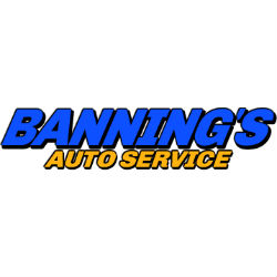 Banning's Auto Service