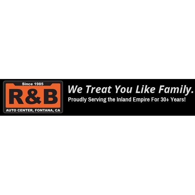 R & B Auto Ctr - Fontana, CA 92335 - (909)829-1140 | ShowMeLocal.com