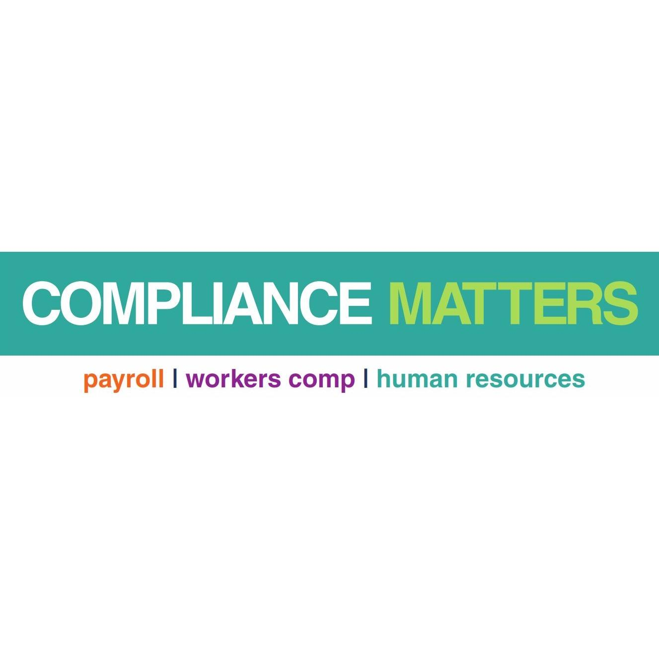 Compliance Matters image 0