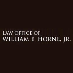 The Law Office of William E. Horne, Jr.