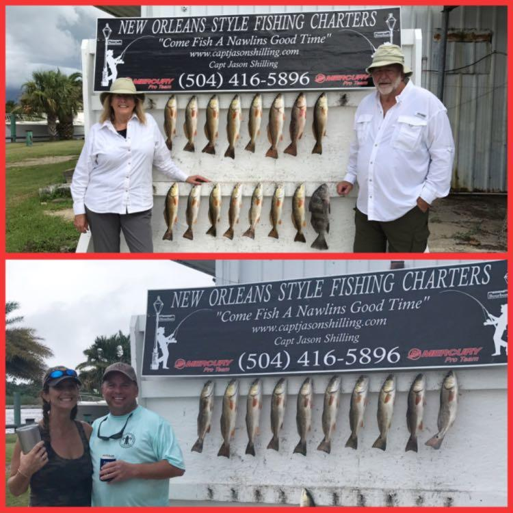 New Orleans Style Fishing Charters LLC image 35