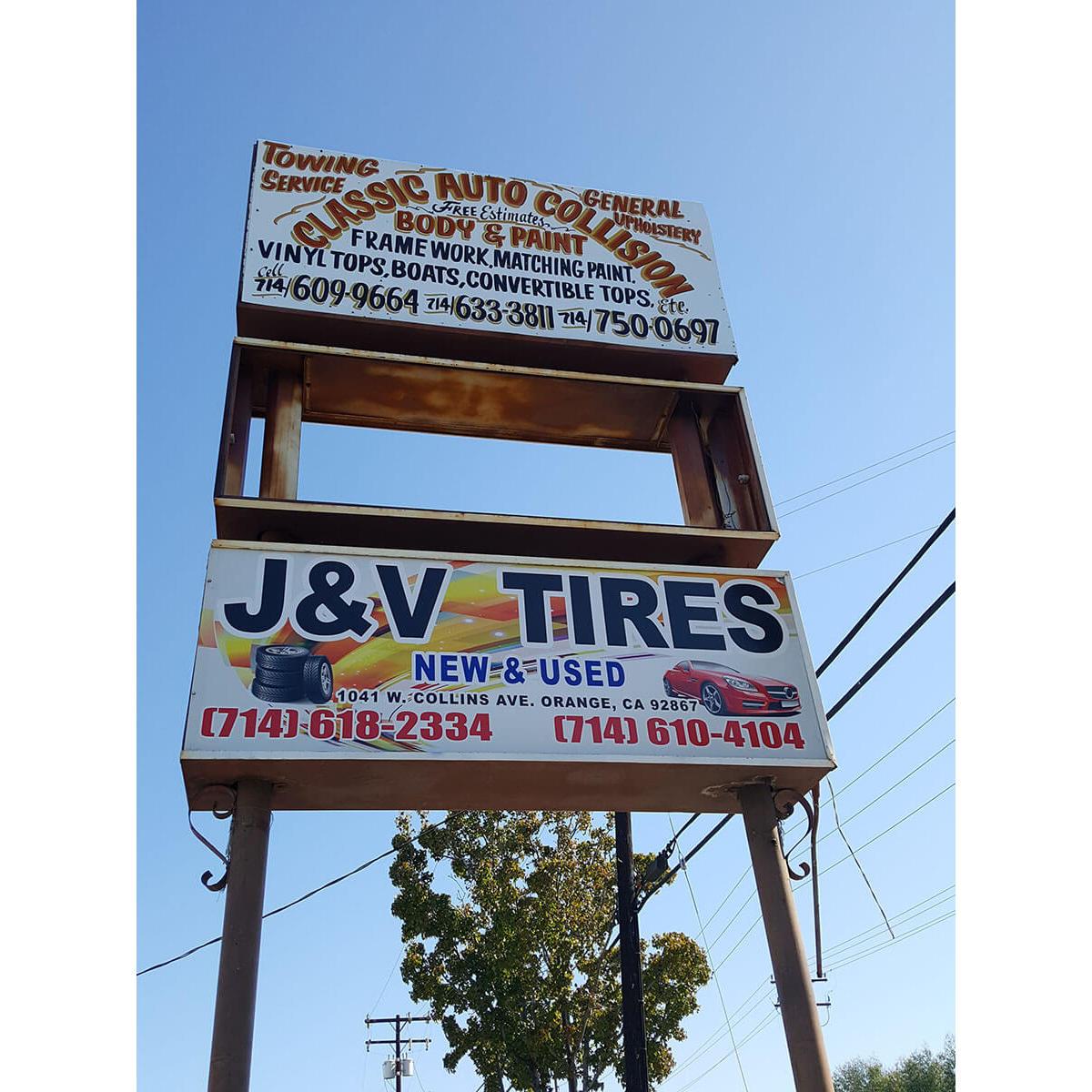 J & V Tires
