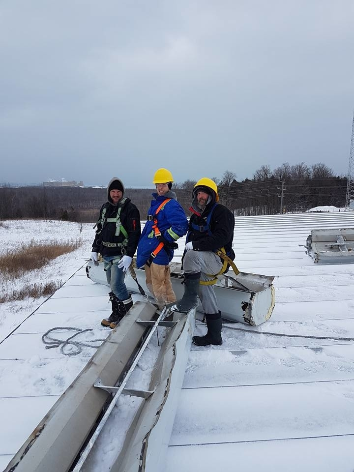 Bishop Roofing & Construction in Shallow Lake