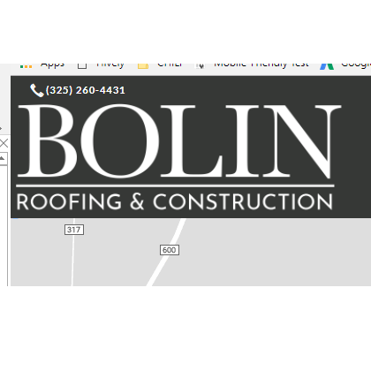 Bolin Roofing & Construction