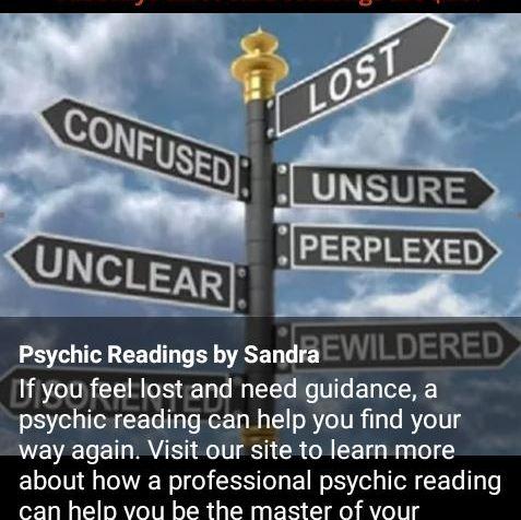 Psychic Readings by Sandra image 1