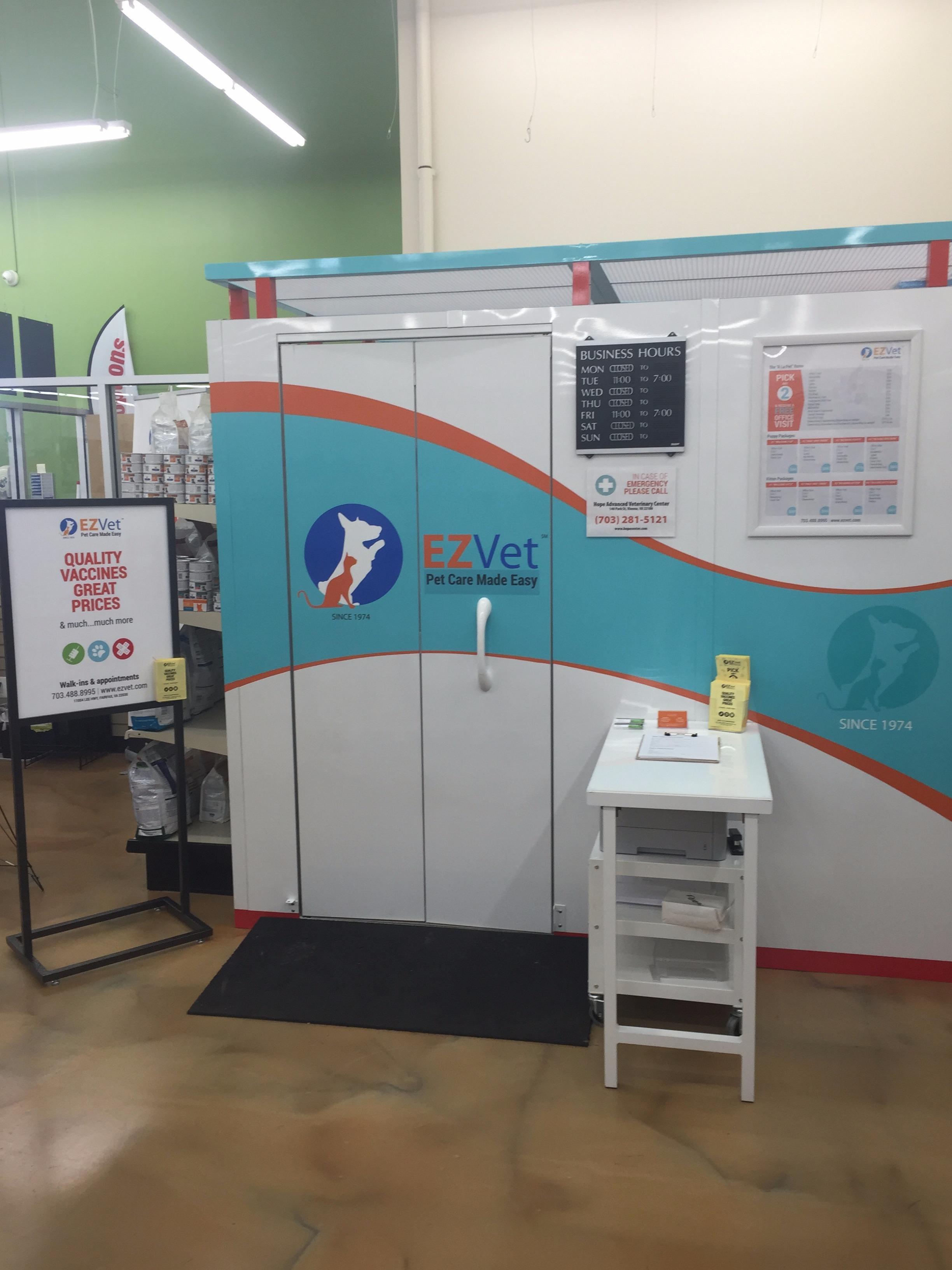 EZ Vet Veterinary Clinic-Fairfax image 1