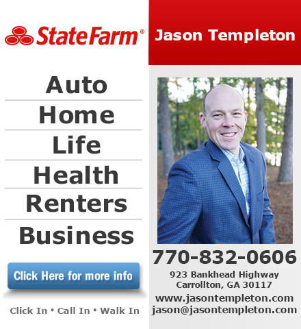 Jason Templeton State Farm Insurance Agency image 0