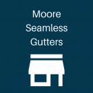 Moore Seamless Gutters image 1