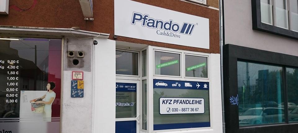 Pfando - Kfz-Pfandleihhaus Bielefeld